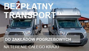 bezpłatny transport